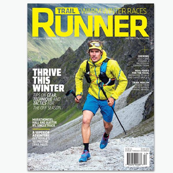 Trailrunner - Sportmagazin im Abonnement
