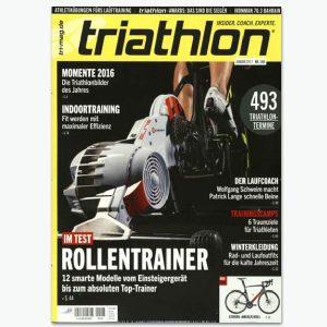 Triathlon - Sportmagazin im Abonnement