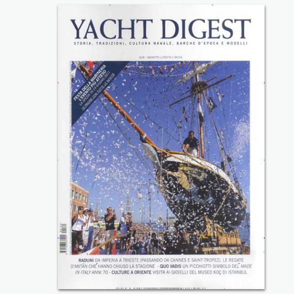 Yacht Digest - Sportmagazin im Abonnement